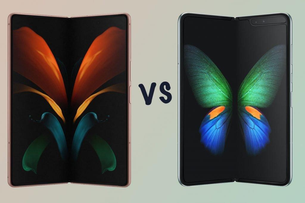Samsung Galaxy Z  Fold 2 Vs. Galaxy Fold
