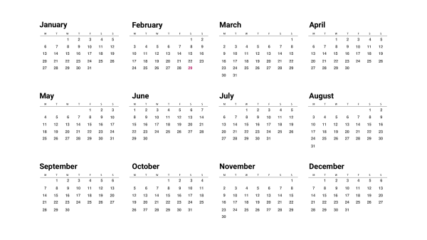calender, productive mobile apps