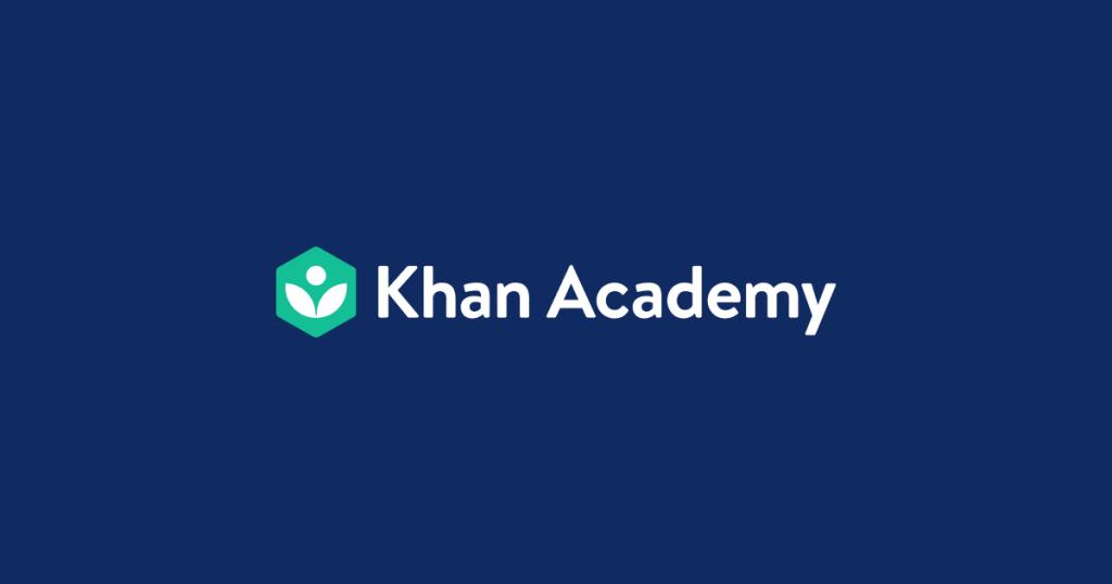 khan academy elearning