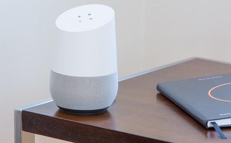 smart speaker for smart home